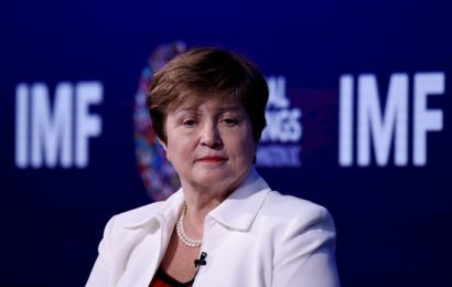 IMF总裁:若太早取消支持计画 各国恐面临经济伤痕风险