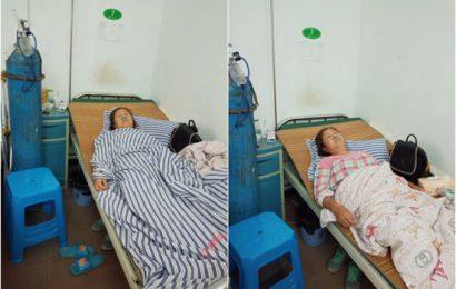 有钱儿任性!重庆市长寿区截访人员施暴访民刘晓蓉并称:附近就是医院